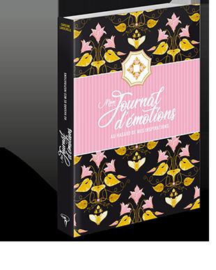 Mon journal d'émotions de Caroline Larochelle