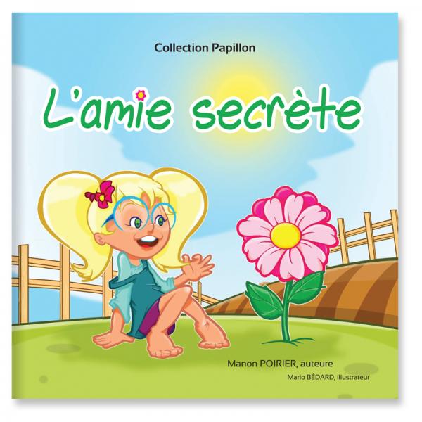 L'amie secrète, Manon Poirier