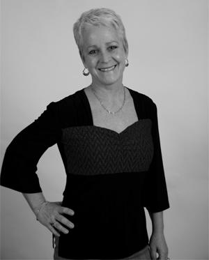 Caroline Larochelle, Auteure