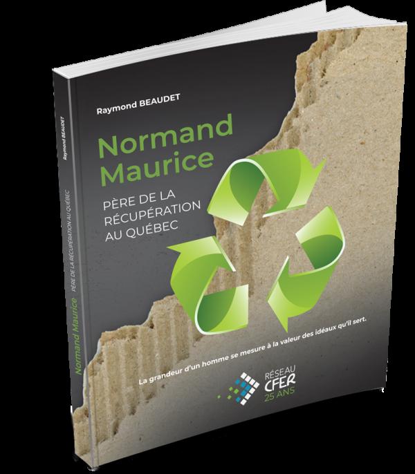 Normand Maurice, par Raymond Beaudet
